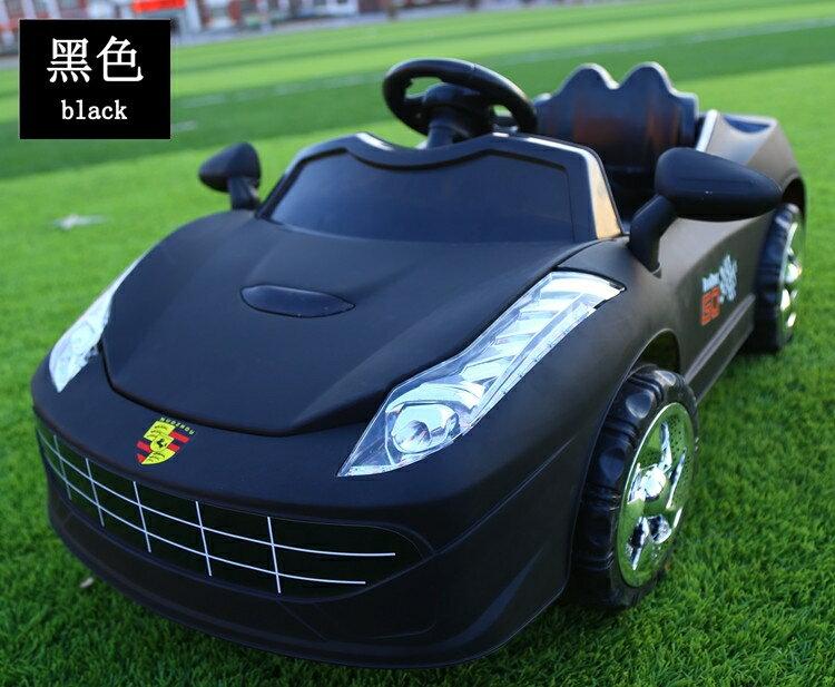 夯貨折扣! 搖擺車 電動車四輪雙驅動遙控汽車男女寶寶充電童車小孩玩具車可坐人jy