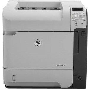 """HP LaserJet 600 M603N Laser Printer - Monochrome - 1200 x 1200 dpi Print - Plain Paper Print - Desktop - 62 ppm Mono Print - C6 Envelope, A4, A5, A6, B6 (JIS), B5 (JIS), 16K, Executive JIS, RA4, Letter, ... - 4.49"""", 8.27"""", 5.83"""", 4.13"""", 3.94"""", 8.50"""", ... 1"""