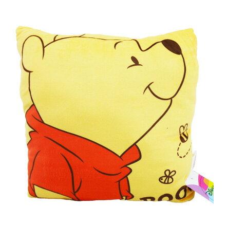 【敵富朗超巿】維尼方型小抱枕