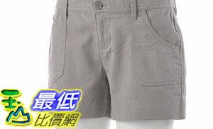 [COSCO代購 如果沒搶到鄭重道歉] Calvin Klein Jeans 女休閒短褲 石楠灰色 W1033491