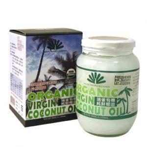瑞雀 冷壓純鮮椰子油 500ml/罐