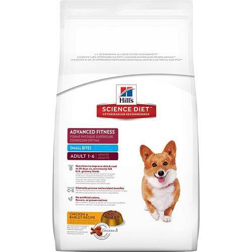 Hill  ^#27 s 希爾思 成犬 健康 雞肉與麥配方 小顆粒 4KG 4公斤
