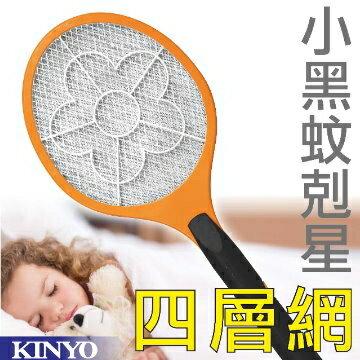 KINYO小黑蚊電池式捕蚊拍 CM-2221(2入) - 限時優惠好康折扣