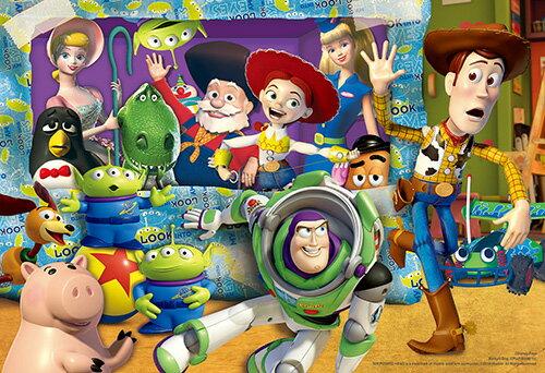 P2拼圖網:Toystory3玩具總動員3(5)拼圖300片
