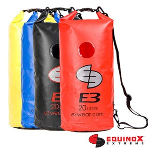 【【蘋果戶外】】EQUINOX114防水袋20公升20L活動背帶浮潛水衝浪游泳溯溪泛舟防水救難包