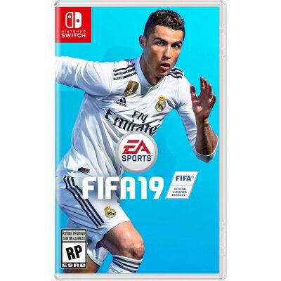 預購中9月28日發售英文版[普遍級]NSFIFA19國際足盟大賽19
