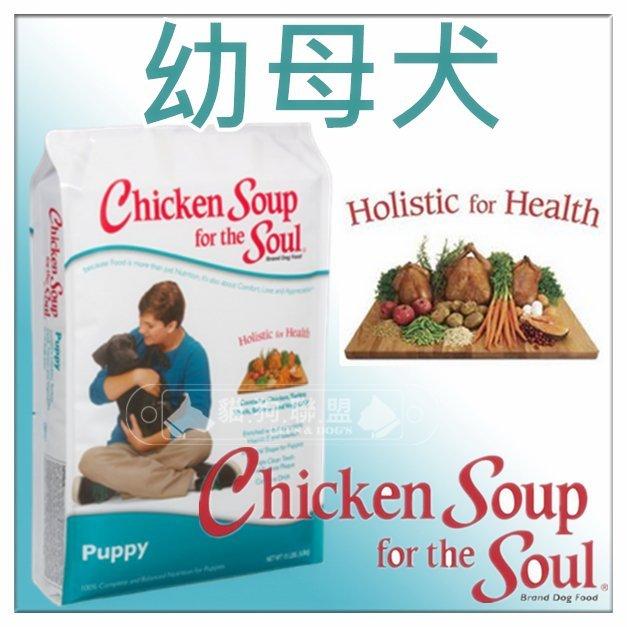 +貓狗樂園+ 美國Chicken Soup雞湯【幼母犬。潔牙抗氧化配方。15磅】2000元 - 限時優惠好康折扣