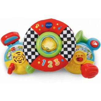 Vtech 寶寶帥氣方向盤