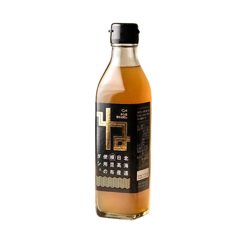 【Amy老師推薦】北海道根昆布濃縮高湯 300ml/瓶 日本直送 家常料理