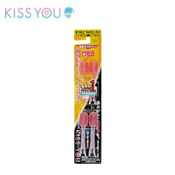 【日本kiss you】負離子牙刷補充包(極細型大刷頭H96)