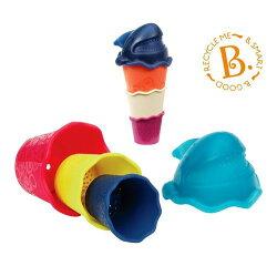美國【B.Toys】鯊魚杯杯(海洋藍/海軍藍)★衛立兒生活館★