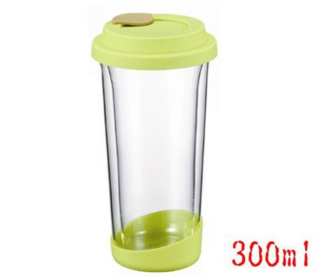 2059生活居家館♦雙層隔熱杯300cc 玻璃杯 咖啡杯 馬克杯 花茶杯 酒杯 媲美 星巴克 bodum Tiamo