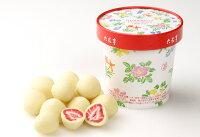 白色情人節禮物到六花亭 - 草莓白巧克力