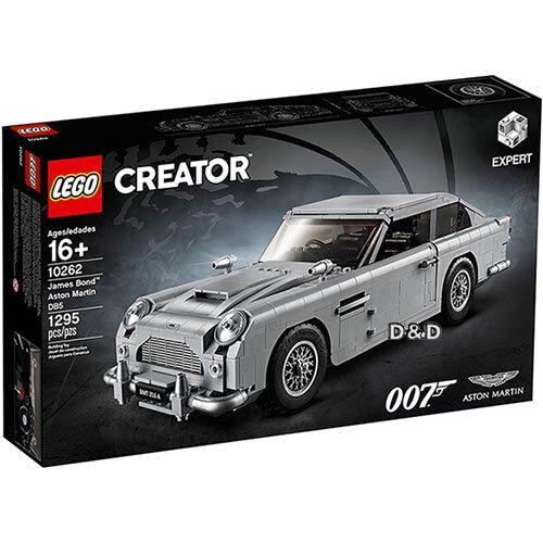 樂高LEGO 10262 經典特別款系列 - James Bond™ Aston Martin DB5 - 限時優惠好康折扣
