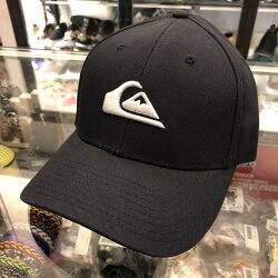 現貨 BEETLE QUIKSILVER CAP 深藍 白LOGO 老帽 棒球帽 可調式 男女款