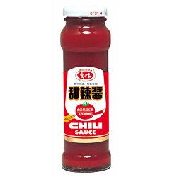 愛之味 甜辣醬(玻璃罐) 165g