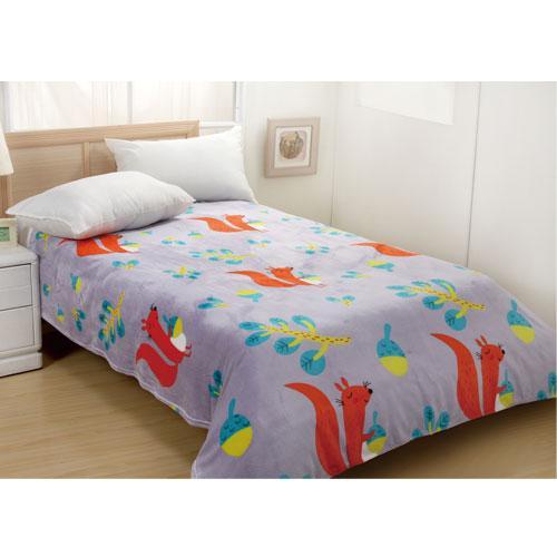 法蘭絨毯(180*200cm)【愛買】