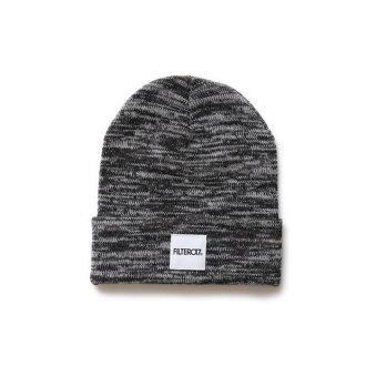 ►法西歐 桃園◄ Filter017 Knitted Beanie 麻花 電繡 獾 白 灰 黑 針織 編織 毛帽 灰色