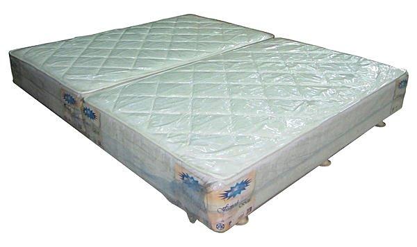 【尚品傢俱】626-12 連結式彈簧床墊下墊布面5尺床底~台灣製造 《台中多區免運》