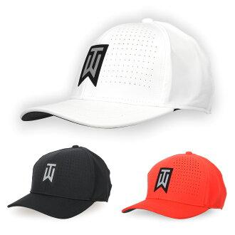 NIKE GOLF Tiger Woods 系列高爾夫帽(帽子 鴨舌帽 防曬 運動 【98490488】≡排汗專家≡