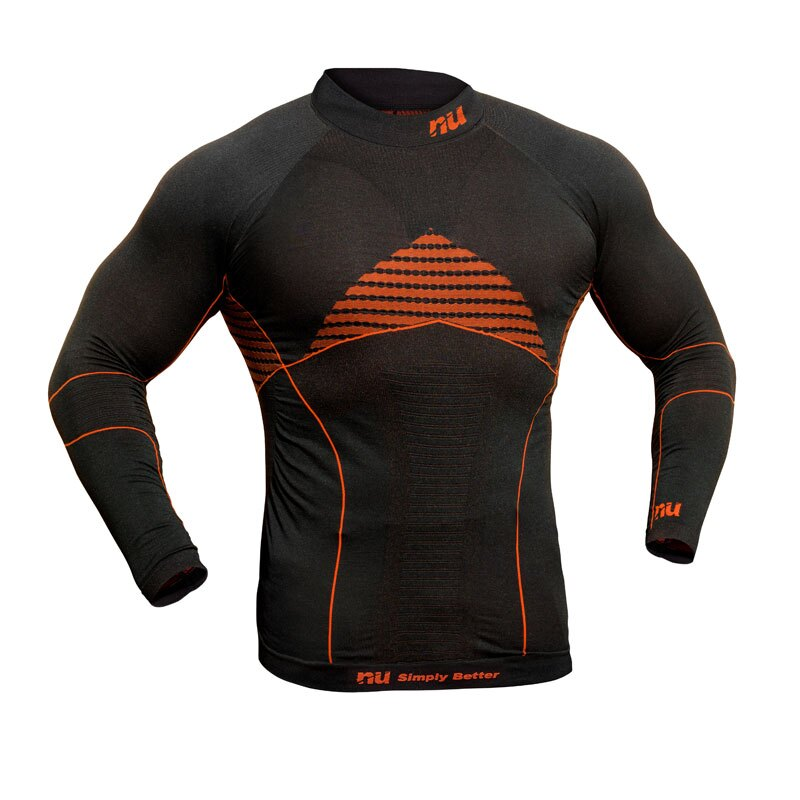 3D無縫肌能壓縮衣 運動緊身衣 排汗衣◆NU旗艦店◆