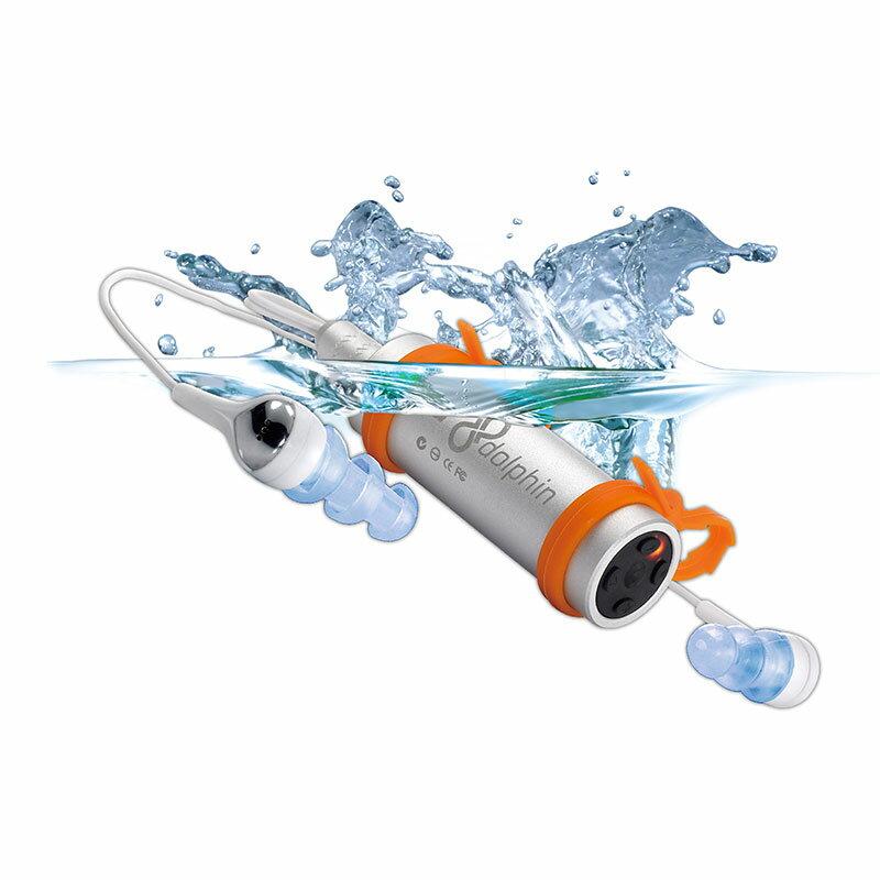 Dolphin一代專用防水MP3防水耳機 ◆NU旗艦店◆ 1