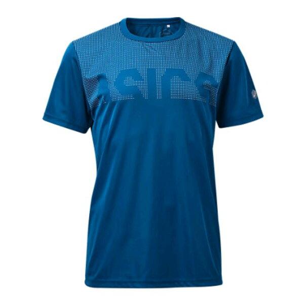 【登瑞體育】ASICS男款短袖T恤_828A000819