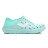 《2019新款》Shoestw【92U1SA03BL】PONY Enjoy 洞洞鞋 水鞋 海灘鞋 可踩跟 懶人拖 菱格紋 蒂芬妮綠 白V Tiffany 男女尺寸都有 1