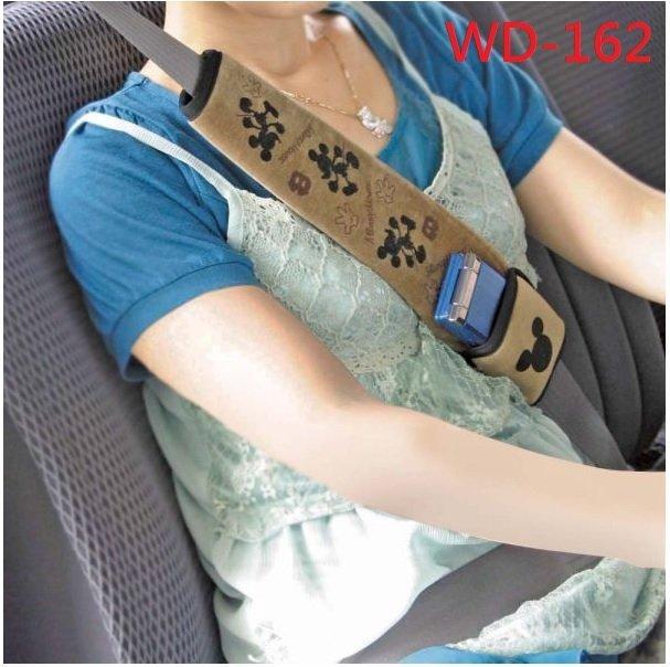 ~~禾宜 ~Disney Mickey 安全帶護套 減壓 可放手機、菸等 WD~162 米