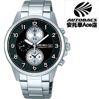 【SEIKO男錶】Spirit 時尚科技 計時腕錶7T92-0LF0D(677319)