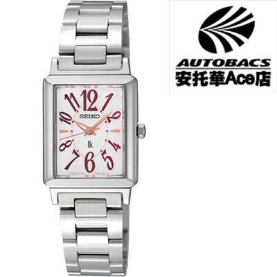【SEIKO女錶】Lukia 獨領風騷 時尚腕錶 1N01-0JP0S 銀色(722341)