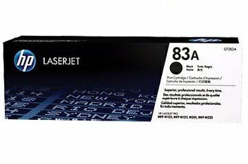 HP CF283A 原廠黑色碳粉匣 適用: M127fn/M125a