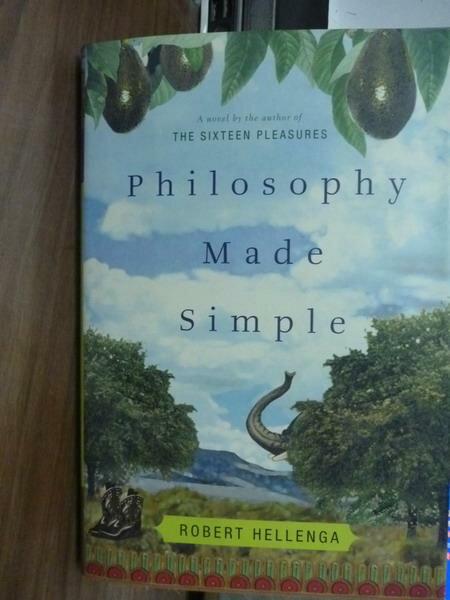 【書寶二手書T2/原文書_PJM】Philosophy Made Simple