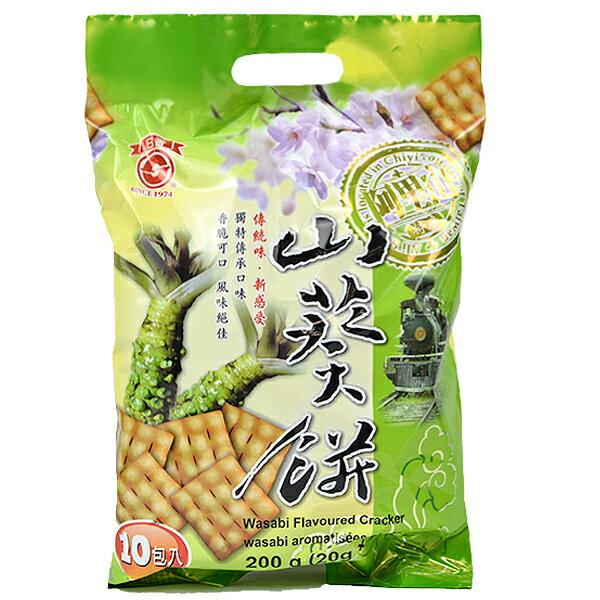 日香 阿里山山葵餅 200g