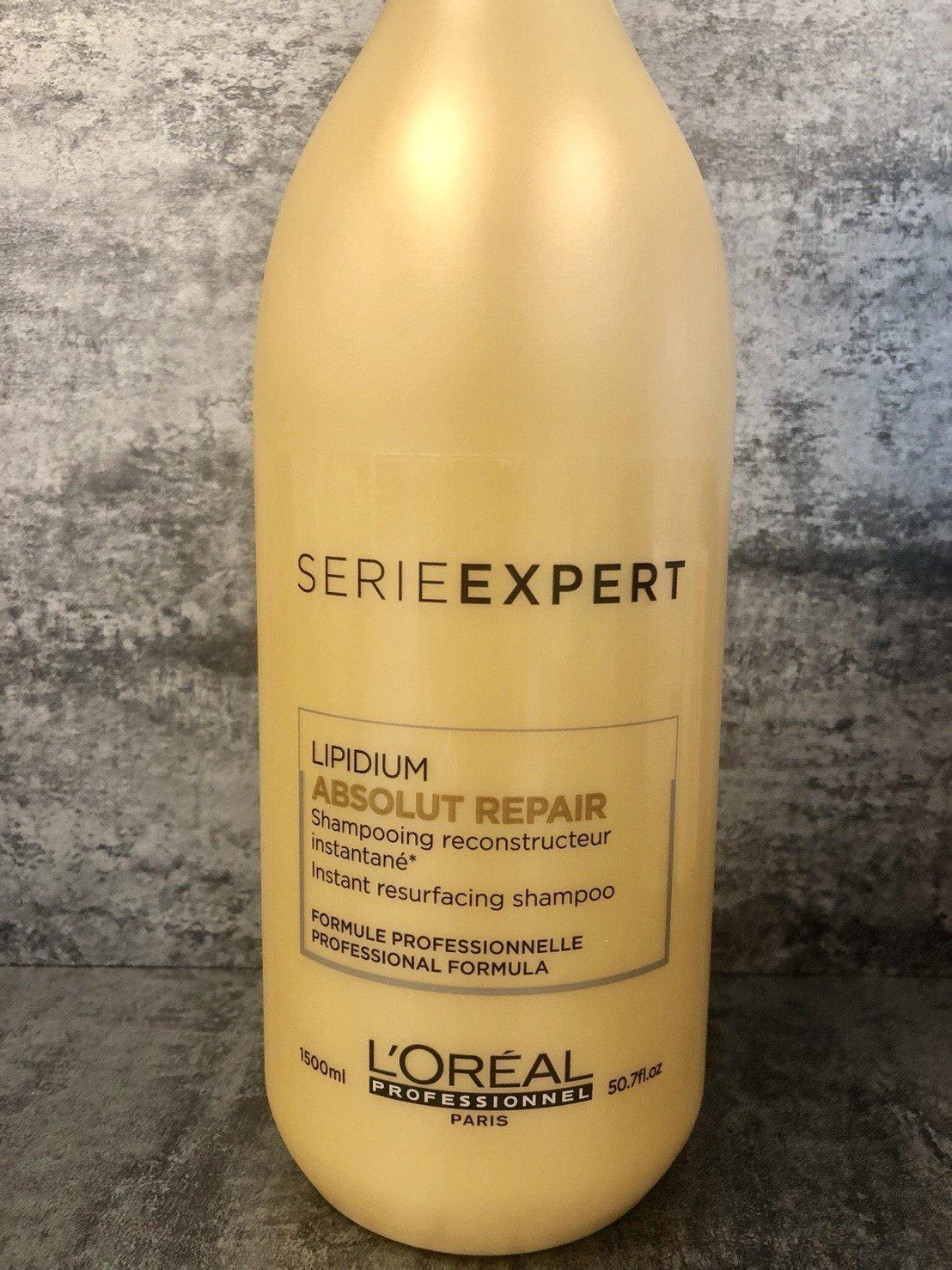LOREAL 萊雅 極緻賦活系統 洗髮乳 1500ML◐香水綁馬尾◐ 1