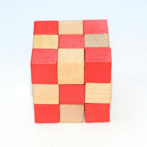 【省錢博士】紅色神龍寶盒成人兒童動腦益智玩具