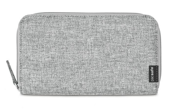 【鄉野情戶外用品店】 Pacsafe |澳洲| RFIDsafe LX250 旅行錢包/防盜長夾-灰/10755112
