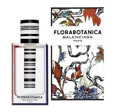 香水1986☆Balenciaga Florabotanica 巴黎世家 實驗玫瑰女性淡香精 50ml