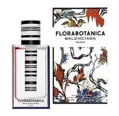 香水1986☆BalenciagaFlorabotanica巴黎世家實驗玫瑰女性淡香精50ml