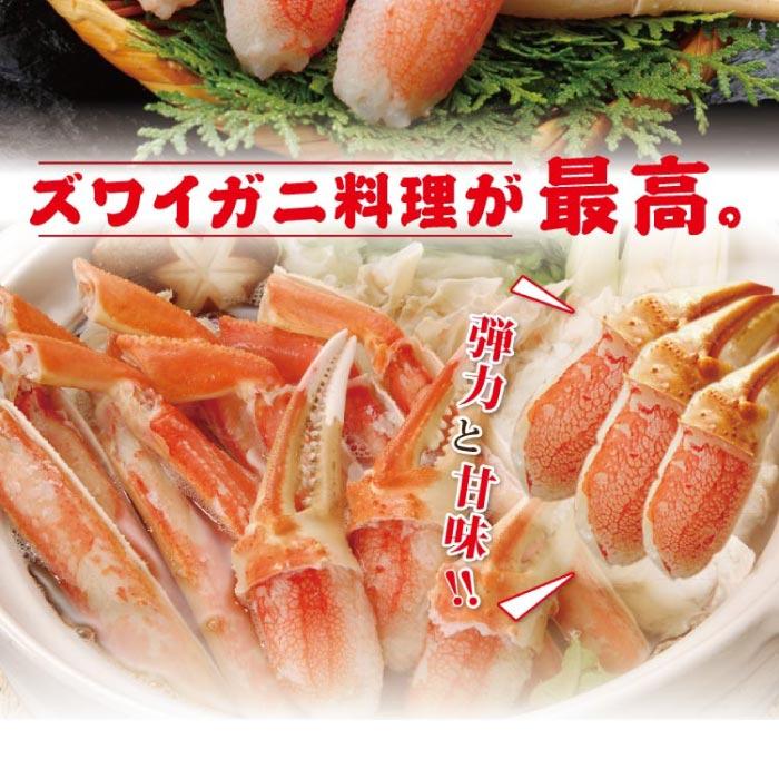 【築地藏鮮】日本北海道松葉蟹爪 / 蟹腿 6~8支 / 包 (5包 / 10包) | 生鮮團購專區 | 冷凍真空包裝,買越多省越多 6