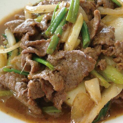 【築地藏鮮】沙茶牛肉 (600g / 2包)  | 網購生鮮第一選!宅配生鮮團購 進口牛肉 零售到批發就找築地藏鮮 2