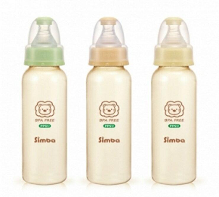 【寶貝樂園】小獅王辛巴PPSU標準大奶瓶240ml
