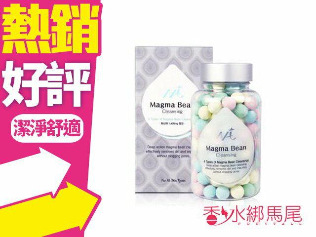 韓國 熱銷 NMC Magma Bean 岩漿火山深層潔顏豆 70g?香水綁馬尾?