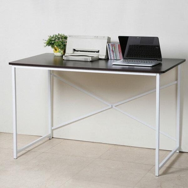 工作桌 書桌 電腦桌 學生書桌 辦公桌 桌子《Yostyle 》 托比120cm工作桌(兩色可選)