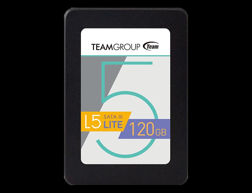 TEAM 十銓 L5 LITE SSD 120GB SATA III TLC 2.5 吋固