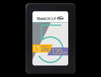【最高可折$2600】TEAM 十銓 L5 LITE 120GB SSD SATA III TLC 2.5 吋固態硬碟