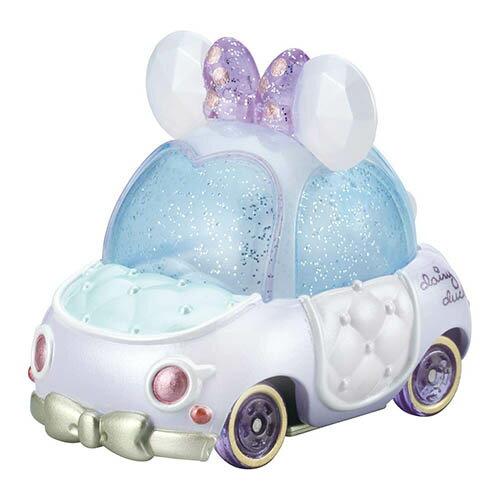 迪士尼夢幻珠寶小汽車 粉鑽蝴蝶結小車 黛西