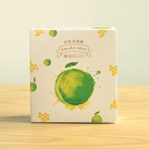 【食在加分】好吃青梅精 /10g*15包/盒 0