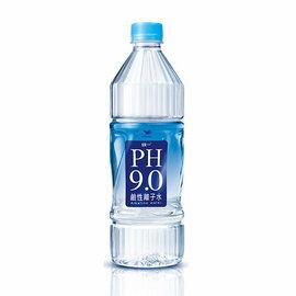 【免運直送】統一PH9.0鹼性離子水800ml 【合迷雅好物商城】