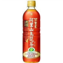 茶裏王濃韻阿里山烏龍茶600ml-1箱(24入)【合迷雅好物商城】